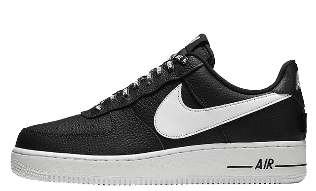 nike air force 1 black